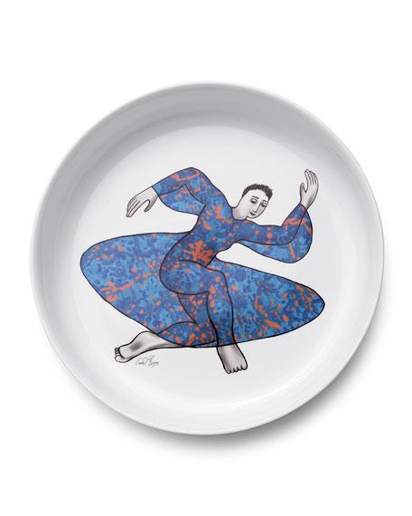 Carrol Boyes Dancer Low Bowl 32cm