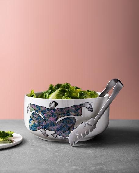 Far Reaching Salad Bowl