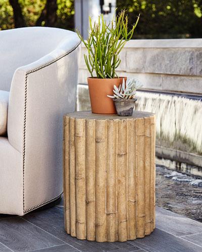 Bamboo Garden Seat