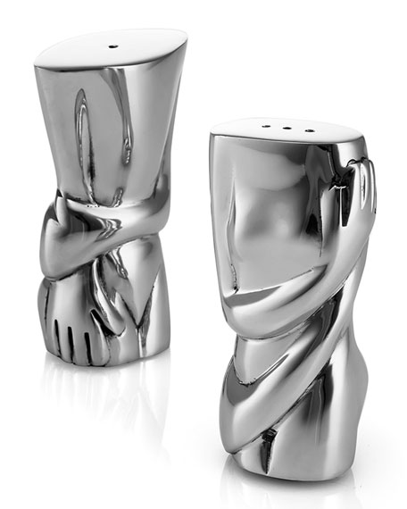 M/F Torso Salt And Pepper Set