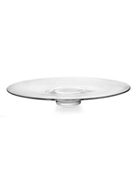 Nambe Moderne Round Platter
