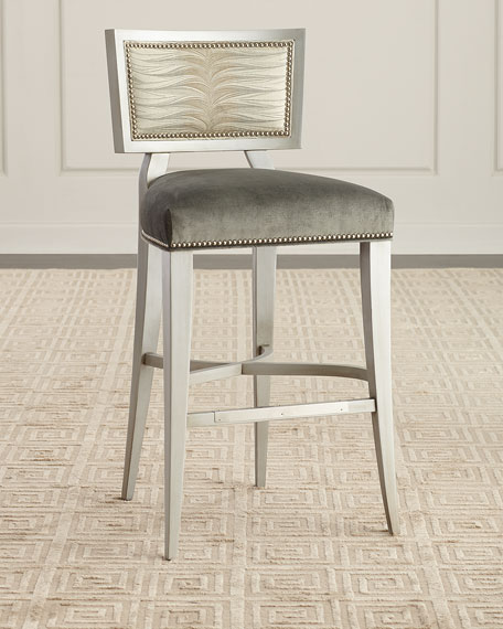 Massoud Jean Bar Stool