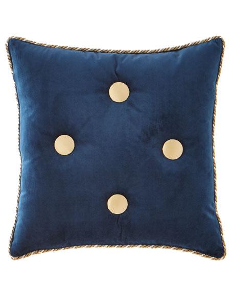Belle Notte Velvet Boutique Pillow