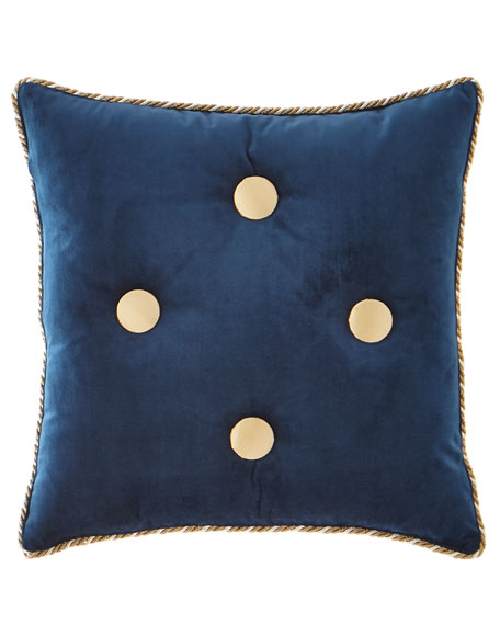 Belle Velvet Boutique Pillow