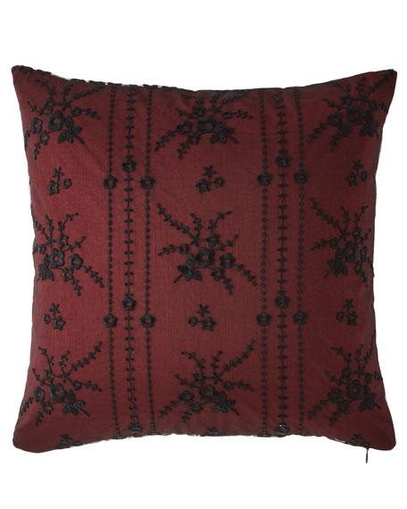 Dian Austin Couture Home Macbeth Lace Boutique Pillow