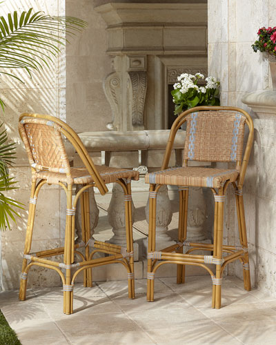 Kitts Bar Stools  Set of 2
