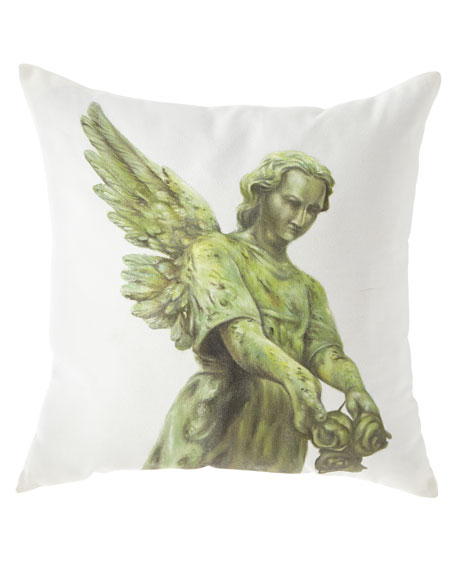 Graceful Angel Pillow