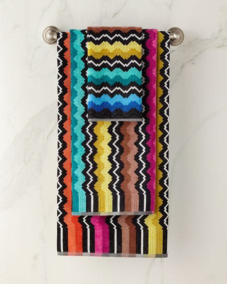 Vasilij 5-Piece Towel Set