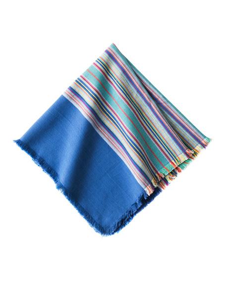 Juliska Picnic Multi-Stripe Napkin