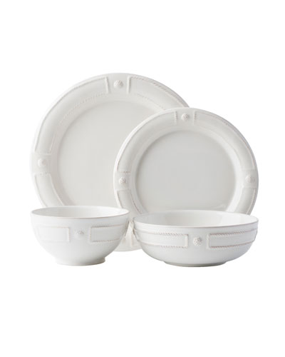 4-Piece Berry Thread Dinnerware Place Setting