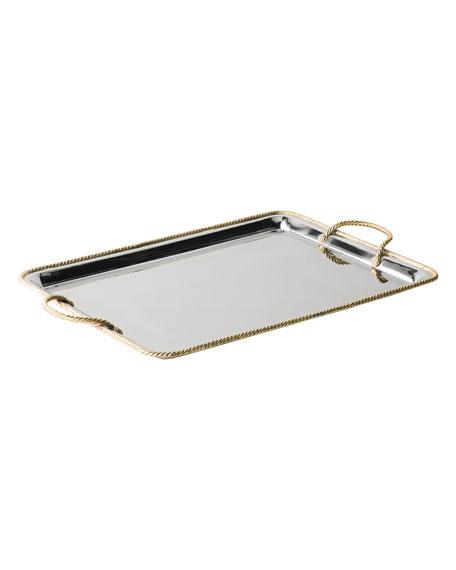 Periton Serveware Handled Platter