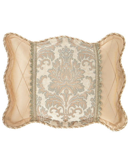 Sweet Dreams Gianna Scalloped Standard Sham