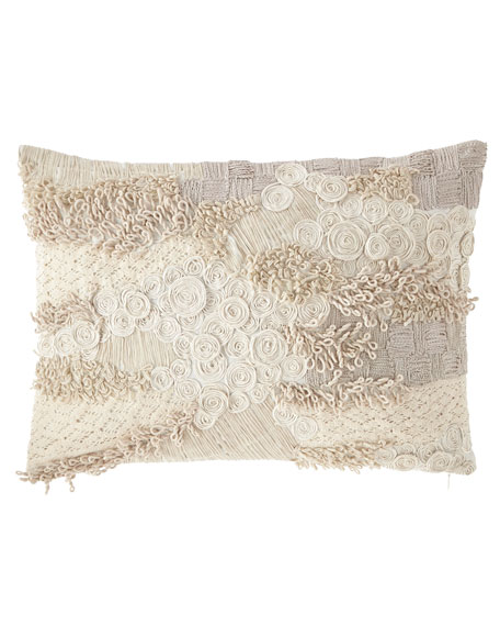 Greystone Boudoir Pillow