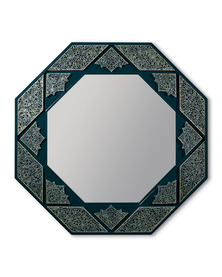 Arabesque Octagon Mirror
