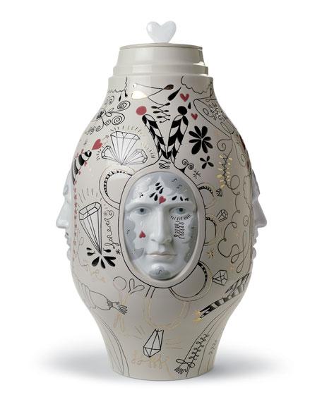 Medium Conversation Vase