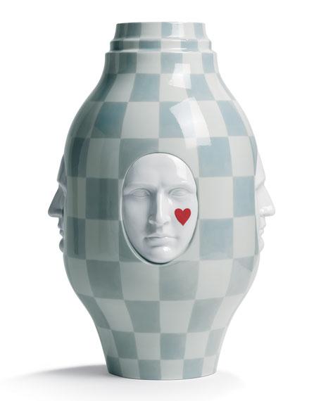 Conversation Vase I