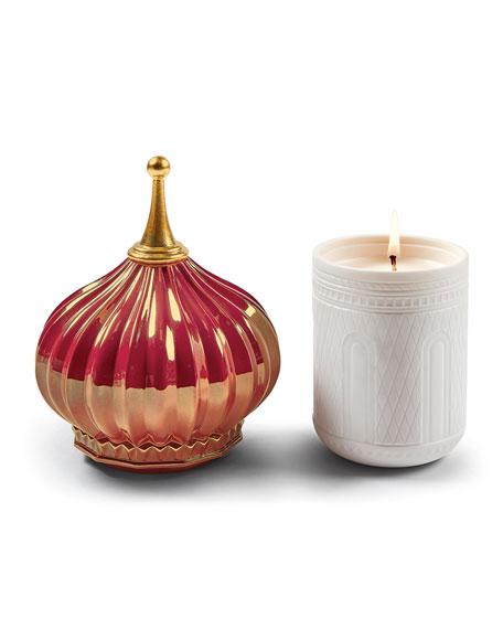 Lladro North Tower 1001 Lights Candle