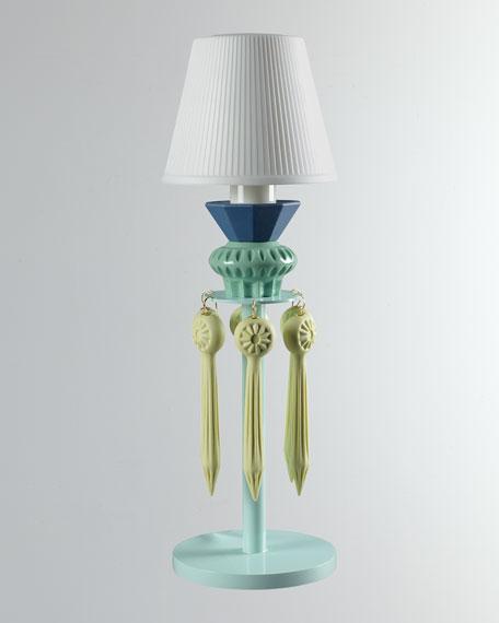 Belle de Nuit Lithophane Lamp, Green