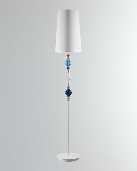 Belle de Nuit Floor Lamp II, Multi
