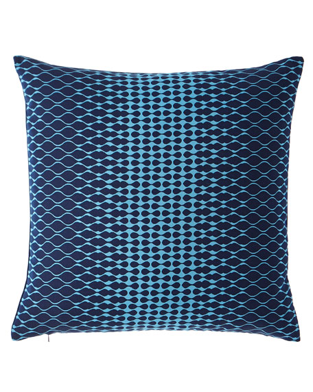 Elaine Smith Optic Decorative Pillow