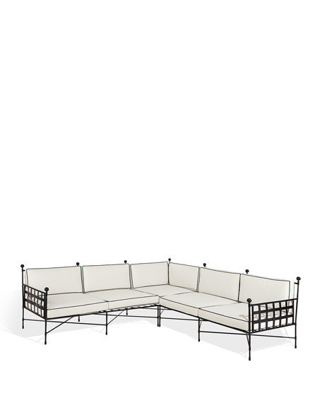 Avery Sectional Set