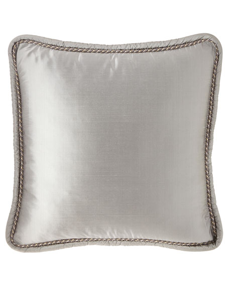 Austin Horn Collection Provence Silk European Sham