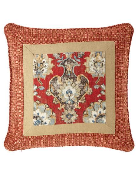 Nottingham Framed Pillow