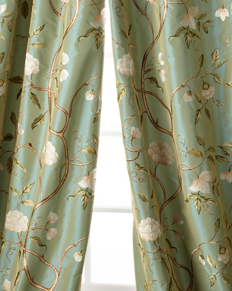 Home Silks Stella Drape, 108