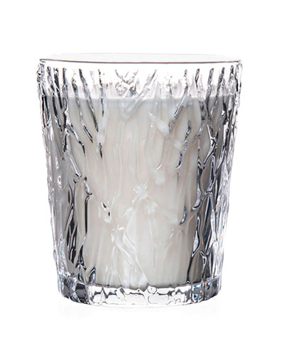 Silver Lake Evergreen Candle