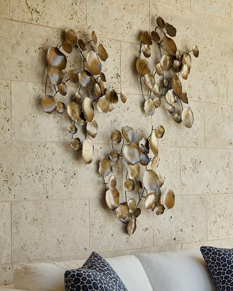 Deco Leaf Wall Decor
