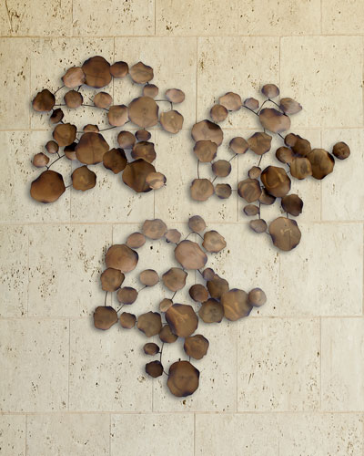 Deco Leaf Wall Decor