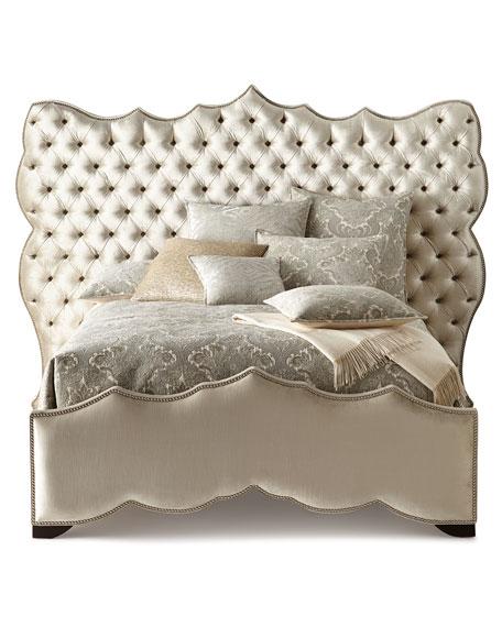 Samara Tufted California King Bed