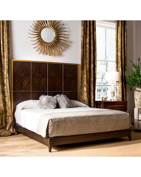 Astrid King Platform Bed