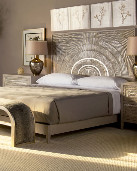 John-Richard Collection Cosmos Queen Platform Bed