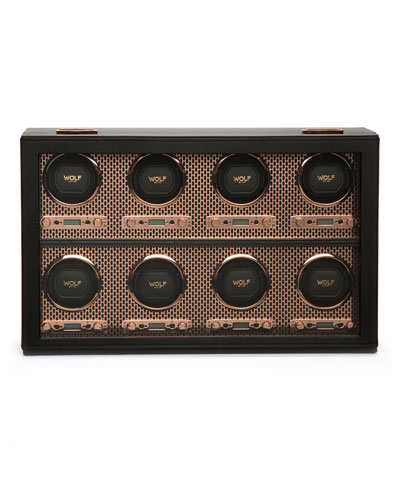 Axis 8-Piece Watch Winder
