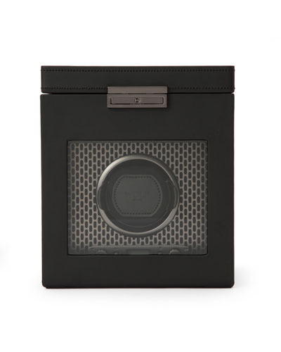 Axis Single Watch Winder with Storage