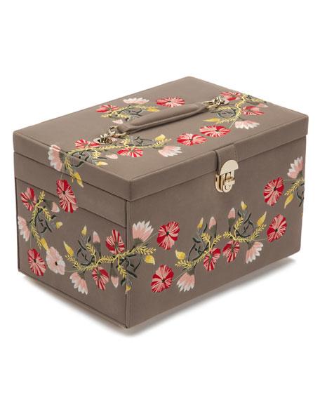 Zoe Large Jewelry Box