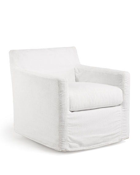 Oscar Slipcover Chair