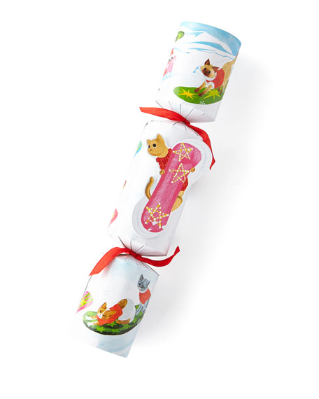 Off The Leash Cat Christmas Crackers