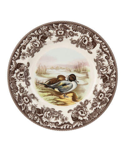 Woodland Pintail Dinner Plate