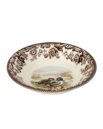 Woodland Pintail Ascot Cereal Bowl