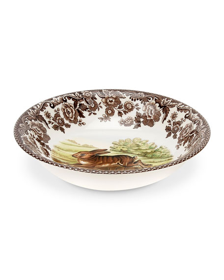 Woodland Rabbit Cereal Bowl