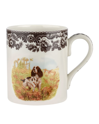 Woodland Hunting Dogs Springer Spaniel Mug
