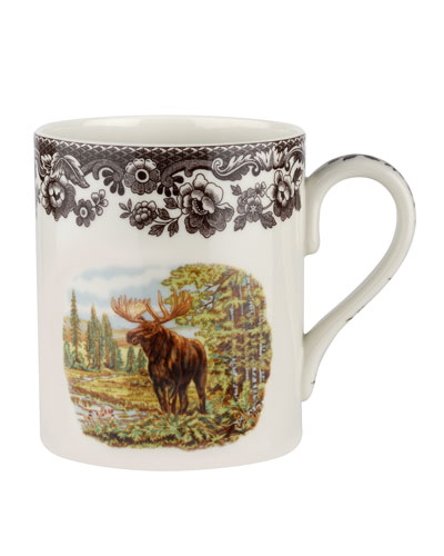 Woodland Majestic Moose Mug