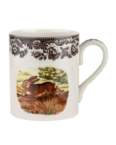 Woodland Rabbit Mug
