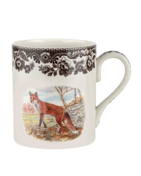 Woodland Red Fox Mug
