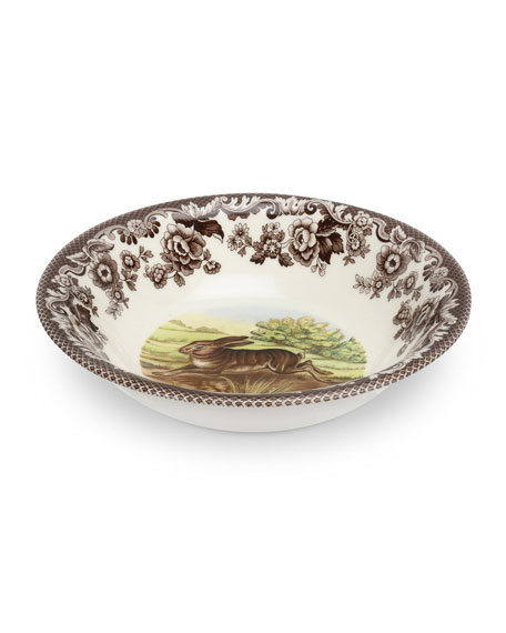Woodland Rabbit Ascot Cereal Bowl