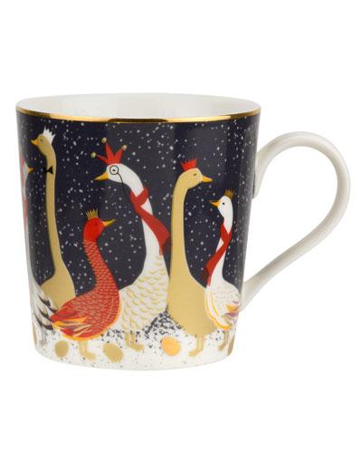 Sara Miller Geese Mug