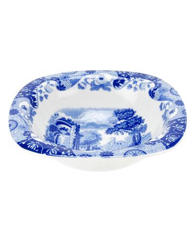 Blue Italian Dip Dish