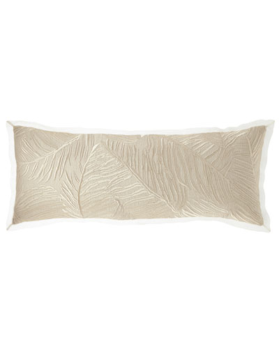Palm Beach Decorative Oblong Pillow
